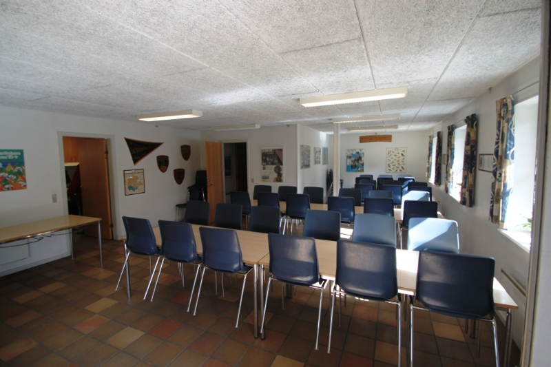 Aussenansicht von der Gruppenunterkunft 03453703 Gruppenhaus MØNTERVANG in Dänemark 6200 Aabenraa für Jugendfreizeiten