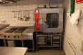 Küchenbild vom Gruppenhaus 03453704 Gruppenhaus LÆRKEREDEN in Dänemark DK-8500 GRENAA für Familienfreizeiten