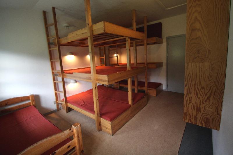 Etagenbett Drei Schlafplätzen : Gruppenhaus lÆrkereden
