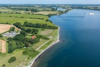Bilder von Bademöglichkeiten vom Ferienhaus für Gruppen 03453821 KLK-Gruppenhaus -  LOENSOEMAJ in Dänemark 6430 Nordborg für Jugendfreizeiten