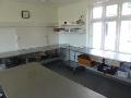 Küchenbild vom Gruppenhaus 03453822 Gruppenunterkunft LILLE OKSEØ in Dänemark DK-6340 KRUSAA für Familienfreizeiten