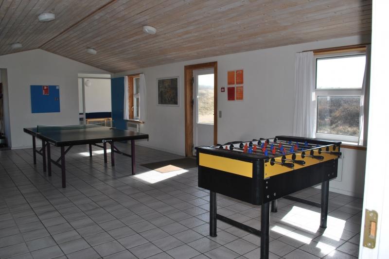 Aussenansicht von der Gruppenunterkunft 03453825 KLK-Gruppenhaus - SANDSGÅRD in Dänemark 9492 Blokhus für Jugendfreizeiten