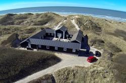 Weitere Aussenansicht vom Gruppenhaus 03453826 KLK-Gruppenhaus - KLITSTUEN in Dänemark 9492 Blokhus für Gruppenreisen