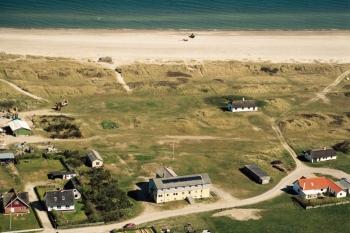 Aussenansicht vom Gruppenhaus 03453827 Gruppenunterkunft THORUPSTRAND in Dänemark 9690 FJERRITSLEV für Gruppenfreizeiten
