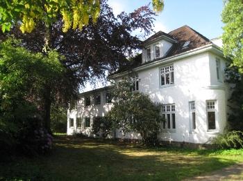 Aussenansicht vom Gruppenhaus 03493003 Gruppenhaus SCHÜLP I in Deutschland 24590 Schülp/Nortorf für Gruppenfreizeiten