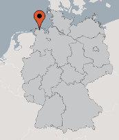 Aussenansicht vom Gruppenhaus 03493102 Gruppenhaus JEMGUM in Deutschland 26844 Jemgum/ Ditzum für Gruppenfreizeiten