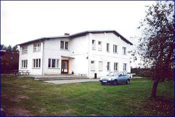 Aussenansicht vom Gruppenhaus 03493163 Gruppenhaus NOSSENTIN in Deutschland D-17214 NOSSENTIN für Gruppenfreizeiten