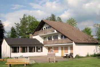 Aussenansicht vom Gruppenhaus 03493264 Gruppenhaus MOOSBACH in Dänemark 92709 Moosbach - Bayern für Gruppenfreizeiten
