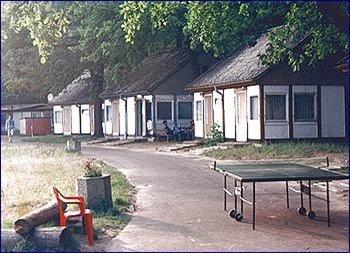 Aussenansicht vom Gruppenhaus 03493352 Gruppenhaus JUGENDDORF BERLIN in Deutschland D-12589 BERLIN für Gruppenfreizeiten