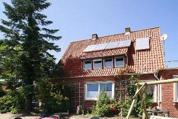 Aussenansicht vom Gruppenhaus 03493704 Gruppenhaus NORDDEICH in Deutschland D-26506 NORDDEICH für Gruppenfreizeiten