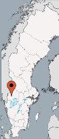 Aussenansicht vom Gruppenhaus 04464060 Gruppenhaus GENGENEGARDEN in Schweden S- Glawa für Gruppenfreizeiten
