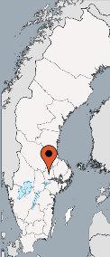 Karte von der Gruppenunterkunft 04464171 Gruppenhaus RÄVNÄS in Dänemark 73060 Rämnäs für Kinderfreizeiten