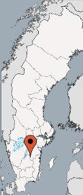 Karte von der Gruppenunterkunft 04464180 Freizeitanlage SOLVIKENSolviken in Dänemark S Solviken für Kinderfreizeiten
