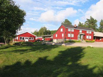 Aussenansicht vom Gruppenhaus 04474010 Gruppenhaus BRINGSVAER in Norwegen N-4720 Haegeland-Bringsvaer für Gruppenfreizeiten