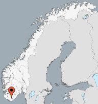 Aussenansicht vom Gruppenhaus 04474010 BRINGSVAER in Norwegen 4720 Haegeland-Bringsvaer für Gruppenfreizeiten