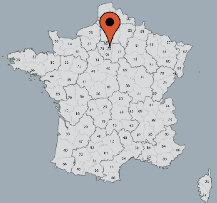 Aussenansicht vom Gruppenhaus 05335100 Gruppenhaus VILLEJUIF in Frankreich F-75013 Paris für Gruppenfreizeiten