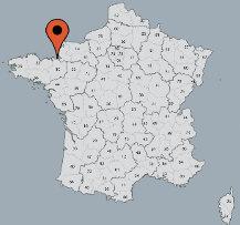 Aussenansicht vom Gruppenhaus 05335236 Gruppenhaus  ROZ-SUR COUESNON I in Frankreich F-35610 Roz sur Couesnon für Gruppenfreizeiten
