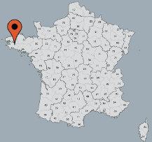 Aussenansicht vom Gruppenhaus 05335243 Gruppenhaus ELLIANT in Frankreich F-29370 Elliant für Gruppenfreizeiten