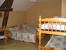 5. Schlafzimmer Gruppenhaus LA DEFRICHE