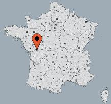 Aussenansicht vom Gruppenhaus 05335518 Gruppenhaus LE BOURG in Frankreich F-79370 Vitré für Gruppenfreizeiten