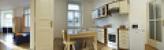 1. Küche Appartementhotel Prag