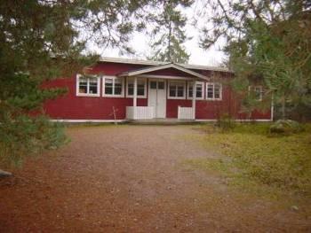 Aussenansicht vom Gruppenhaus 05465002 Gruppenhaus SOMMERHAGEN in Schweden S-13133 Hästhagen für Gruppenfreizeiten