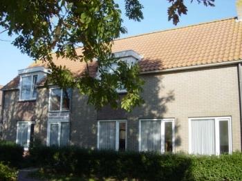 Aussenansicht vom Gruppenhaus 07317001 Gruppenhaus BUREN in Dänemark 9164 BUREN für Gruppenfreizeiten