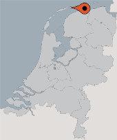 Aussenansicht vom Gruppenhaus 07317009 Gruppenhaus HOLLUM D in Niederlande NL Hollum für Gruppenfreizeiten
