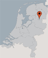 Aussenansicht vom Gruppenhaus 07317033 Gruppenhaus DE LINDERIJ in Niederlande 7925 Linde für Gruppenfreizeiten