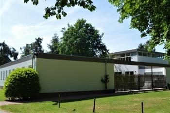 Aussenansicht vom Gruppenhaus 07317035 Gruppenhaus DE BRINK in Niederlande 5844 Stevensbeek für Gruppenfreizeiten