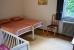 2. Schlafzimmer Gruppenhaus DE BRINK