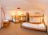 1. Schlafzimmer Gruppenhaus STRIEDLHOF