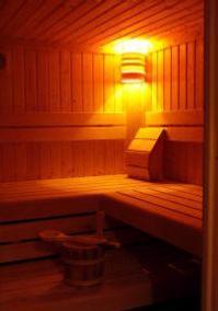 1. Sauna
