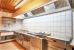 4. Küche Gruppenhaus NIEDEREGG