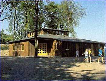 Aussenansicht vom Gruppenhaus 07497026 Gruppenhaus BLANKENRATH in Dänemark 56865 BLANKENRATH für Gruppenfreizeiten