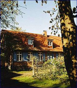 Aussenansicht vom Gruppenhaus 07497027 Gruppenhaus TRENT in Deutschland D-18569 TRENT für Gruppenfreizeiten