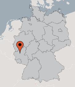 Karte von der Gruppenunterkunft 07497116 Gruppenhaus LUTZERATH in Dänemark D- LUTZERATH für Kinderfreizeiten
