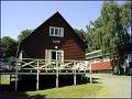 Aussenansicht vom Gruppenhaus 03453812 Gruppenhaus FRENNENAES in Dänemark 3740 Svaneke für Gruppenfreizeiten