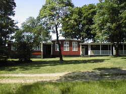 Weitere Aussenansicht vom Gruppenhaus 03453813 Gruppenhaus NABOEN in Dänemark DK-3740 Svaneke für Gruppenreisen