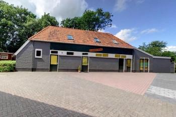 Aussenansicht vom Gruppenhaus 00310777 Gruppenhaus DIFFELEN 3 - Scheune in Niederlande 7795 Diffelen für Gruppenfreizeiten