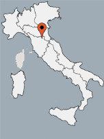 Aussenansicht vom Gruppenhaus 05395533 Appartements CASA BONCIANI in Italien  Vicchio für Gruppenfreizeiten
