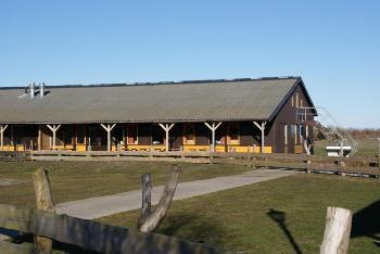 Aussenansicht vom Gruppenhaus 03313373 Hoorn, Gebäude II links in Niederlande 1797 Den Hoorn für Gruppenfreizeiten