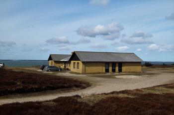 Aussenansicht vom Gruppenhaus 03453101 Venoeborg in Dänemark 7600 Struer für Gruppenfreizeiten