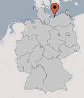 Aussenansicht vom Gruppenhaus 00490239 Gruppenhaus BLOWATZ in Deutschland 23974 Blowatz für Gruppenfreizeiten