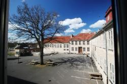 Weitere Aussenansicht vom Gruppenhaus 03453442 Gruppenhaus RANUM EFTERSKOLE in Dänemark 9681 Ranum für Gruppenreisen