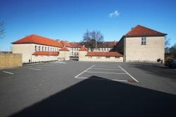 Nächste Bademöglichkeit vom Gruppenhaus 03453442 Gruppenhaus RANUM EFTERSKOLE in Dänemark 9681 Ranum für Kinderfreizeiten