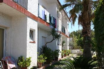 Aussenansicht vom Gruppenhaus 04344030 Casa Torrent in Spanien  Costa de Maresme für Gruppenfreizeiten