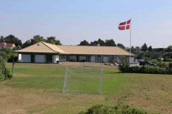 Aussenansicht vom Gruppenhaus 03453844 KLK-Gruppenhaus - NAESBYSTRAND in Dänemark 4200 Slagelse für Gruppenfreizeiten