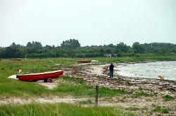 Nächste Bademöglichkeit vom Gruppenhaus 03453844 Naesbystrand in Dänemark 4200 Slagelse für Kinderfreizeiten