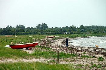 Bilder von Bademöglichkeiten vom Ferienhaus für Gruppen 03453844 KLK-Gruppenhaus - NAESBYSTRAND in Dänemark 4200 Slagelse für Jugendfreizeiten
